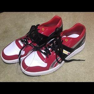 Reebok Voltron tennis shoes